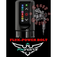 FK IRONS SPEKTRA FLUX POWERBOLT