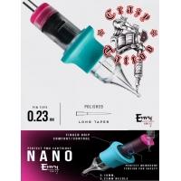 ENVY GEN 2 NANO PMU CARTRIDGES - U SHAPE SINGLE STACK MAGNUMS, 10 PACK